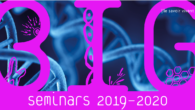 BIG seminars 2019-2020 (Download the poster) Every first Monday of the month 16h15, Auditorium Biophore Building UniL-Sorge at Dorigny Free entrance