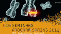 CIG Seminars Spring 2014 Monday 12:15, Génopode, auditorium B, followed by sandwiches Monday January 13, 2014 Sophie Polo, Université Paris Diderot, France Chromatin bookmarking for transcription restart in response to DNA […]