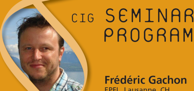 CIG Seminars Spring 2018 Monday 12:15,Génopode, auditorium A, followed by sandwiches Download the poster  Monday March 26, 2018 Frédéric Gachon, EPFL, Lausanne, CH «Impact of gut microbiota on sex-dimorphic […]