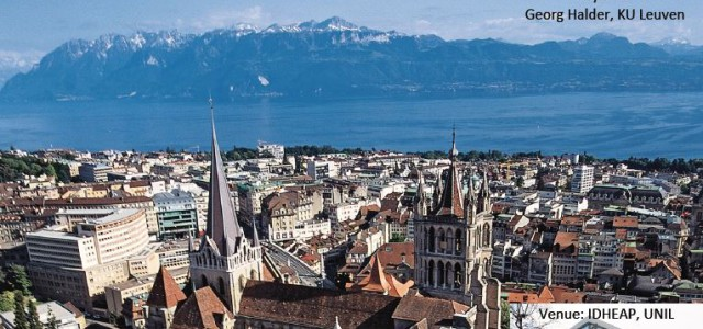 Dear fly-lovers and associates, The next installment of the annual Swiss Drosophila meeting will take place in Lausanne on April 24, 2015. Predictable highlights from the meeting will be: - […]