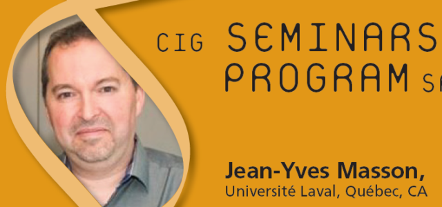 CIG Seminars Spring 2018 Monday 12:15,Génopode, auditorium A, followed by sandwiches Download the poster Monday June 25, 2018 Jean-Yves Masson, Université Laval, Québec, CA «Charting the roles of Fanconi anemia/breast […]