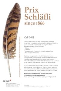 PrixSchlaefli2018