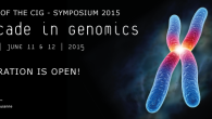 In 2015, The Center for integrative Genomics will be 10 years, already! The Faculty of the CIG is thus organizing the annual CIG Symposium on the topic: A Decade in […]
